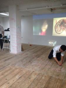 part 1 Finger prints; Chalk introduction