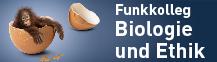 Logo zum Funkkolleg Biologie und Ethik