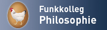 Logo zum Funkkolleg Philosophie