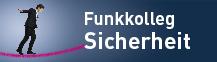 Logo zum Funkkolleg Sicherheit