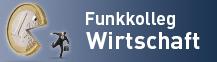 Logo zum Funkkolleg Wirtschaft