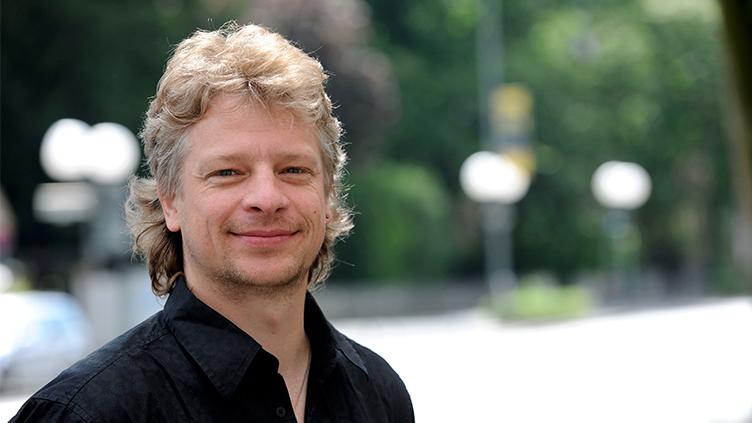 Portrait Harald Oppitz