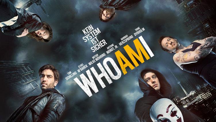 """Coverbild des Films """"Who Am I"""""""