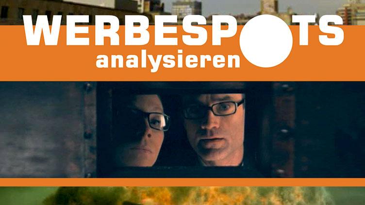 Titelbild: Werbespots analysieren