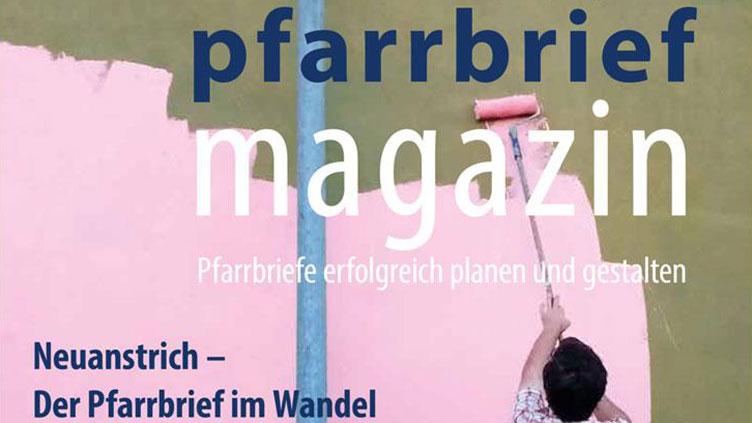 Titel des Parrbriefmagazins