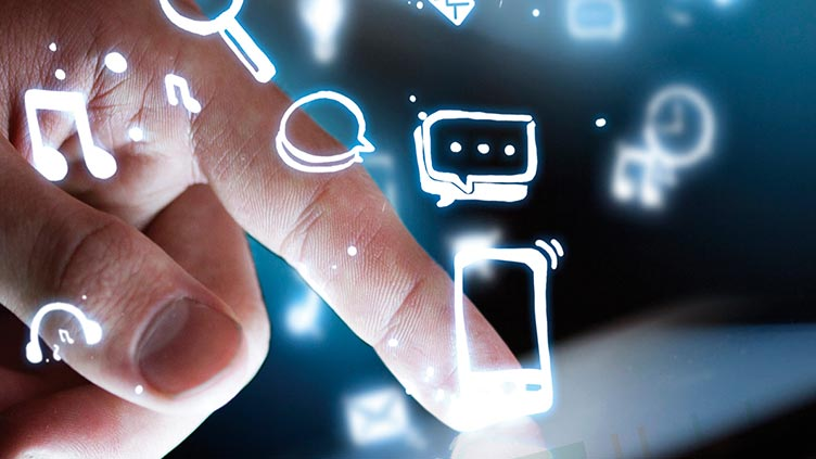 """Titelbild (Ausschnitt) Trendtagung 2015 zum Entschließungsantrag """"Digitale Bildung"""""""