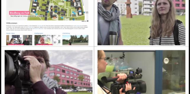 Projekt RiedbergTV der SeLF-Förderrunde 2015/2016