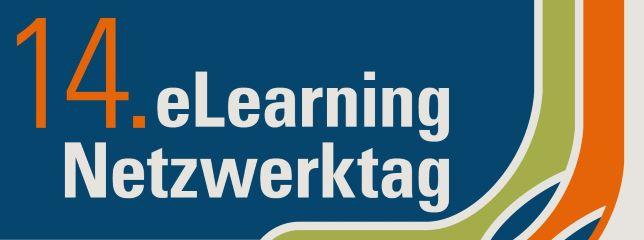 Banner zur Bewerbung des 14. eLearning-Netzwerktages des Goethe-Universität Frankfurt
