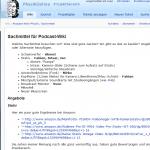 Eine Wiki-Seite