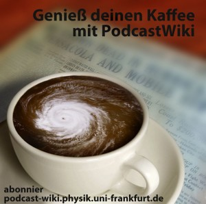 podcast morning coffee