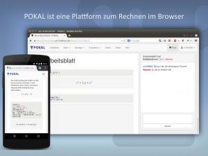 Cloud-Software made in Frankfurt: Natürlich auch im Smartphone.