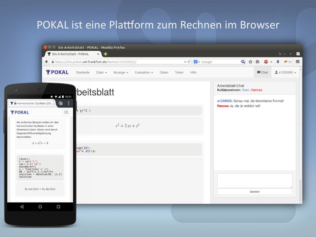 Datenschutz an der Uni Frankfurt: Glücklich ohne Cloud aus Amerika ...